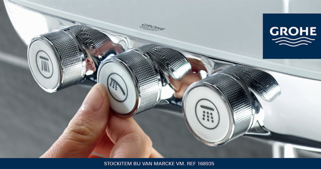Grohe Rainshower SmartControl 360 DUO
